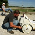The Solar Bike and Go-Kart Race took place on March 20 at the Neosho campus, where seven challengers competed in two different races to see whose sun-powered vehicle would prove victorious.