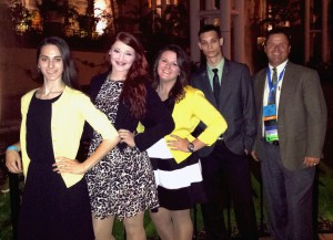 Photo contributed A group from Crowder College's Phi Beta Lambda attended the National Conference in Nashville, Tenn. from June 24-28.