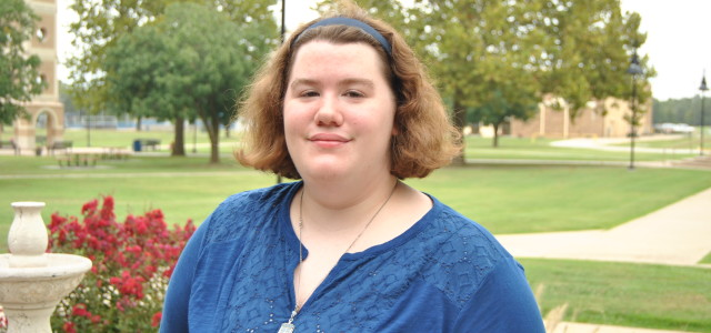 Megan Murphy, a graduate from Neosho High School, is an aspiring journalism major, who hopes to make a career in U.S. politics someday.