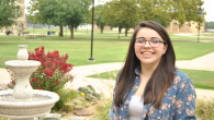 Michelle Grenados, a student at Crowder College, aspires to be on the cover of Time Magazine.