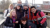 International students travel from all over the world to experience life in the United States.