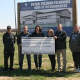 Crowder is closer than ever to reaching its $1.4 million goal of building a new Roughriders Fieldhouse