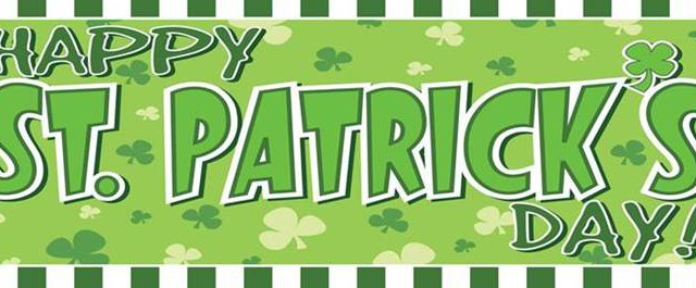 St. Patrick's Day is probably one of the most un-celebrated holidays in the United States it seems like.