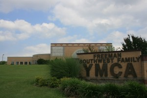 Neosho Freeman Family YMCA is located at 4701Chouteau St adjacent from the Crowder campus