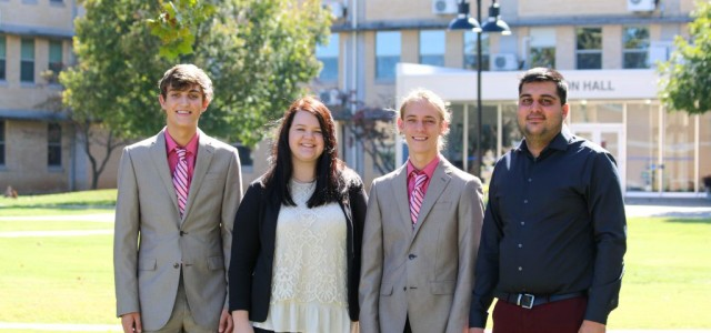 Debate students at Crowder College will be hosting a high school debate tournament on the Neosho campus on Dec 8-9.